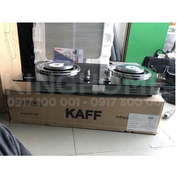 BẾP GAS ÂM HỒNG NGOẠI KAFF KF-206I